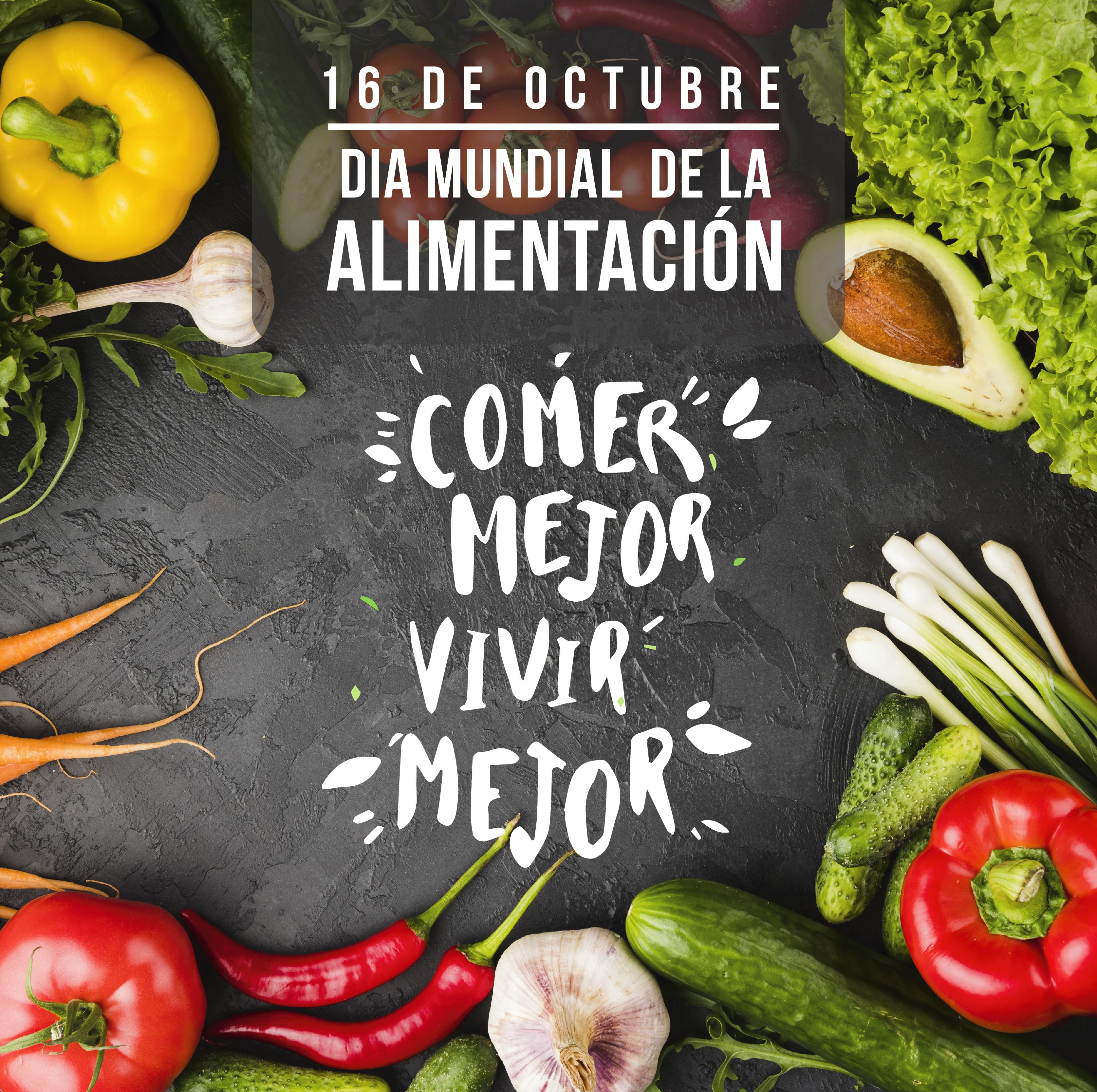 Dia Mundial De La Alimentacion Sociedad Medica Universal
